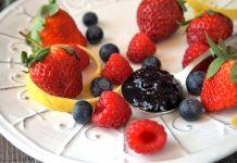 Jam and Berries
