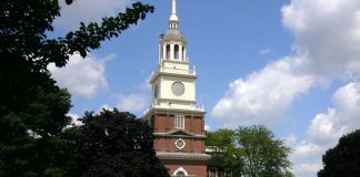 Clock Tower Entrance at The Henry Ford