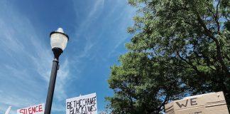 black lives matter police brutality protests